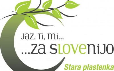 Jaz, ti, mi za Slovenijo